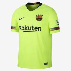 2018 19 FC Barcelona Stadium Away Men s Soccer Jersey Camisa Nike 7ce2707bc86f9