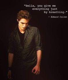 Oh, Eddie, the things you say. Twilight Saga Quotes, Twilight Saga Series, Twilight Edward, Twilight Series, Twilight Movie, Vampire Twilight, Edward Bella, Twilight 2008, Robert Pattinson Twilight