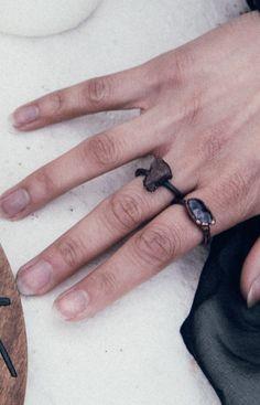 Athame Ring