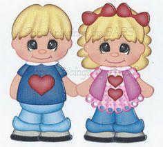 Bobble Valentine piecings.