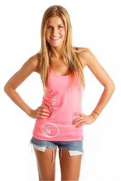 Ten Tree – Pura Vida Tank Summer Clothes, Summer Outfits, Cute Outfits, World Tanks, Fashion Beauty, Ready To Wear, Tank Tops, My Style, Clothing