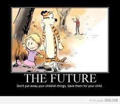 AWW!!! I love Cavin & Hobbes!!