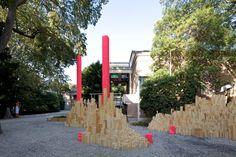 Venice Biennale 2012: Canadian Pavilion