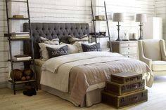 Industrial Style Bedroom Design Ideas-25-1 Kindesign