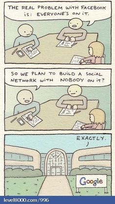 How Google Plus Was Formed