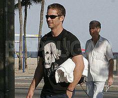 Paul Walker - Rio - 2010