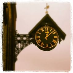 The Clock #Lewis #UK