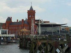 Cardiff Bay, Cardiff, Wales (2013)
