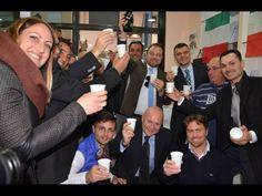 Inaugurazione della sede a Nettuno. Movimento Città Futura con Fabrizio Santori