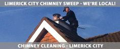 We clean chimneys throughout Limerick City including Thomand, Caherdavin, Corbally, Raheen, Annacotty, Castletroy, Mungret and Clarina. | Ph: (085) 1840747