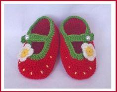 b57686e5 Zapatitos Bebe Crochet Regalo Para Bebe Baby Shower 0 7m en Mercado Libre  Perú