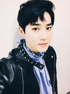 Suho 수호 || Kim Joonmyun 김준면 || EXO || 1991 || 173cm || Lead Vocal || Leader