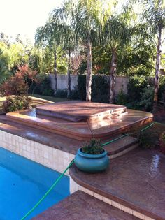 Inset your spa! See Homecrafters of Fresno for details. Be sure to see them at the Fresno Home & Garden Show, March 4,5,6, 2016 at the Fresno Fairgrounds.