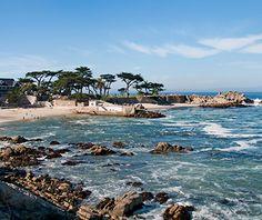 America's Best Beach Towns: Carmel-by-the-Sea, CA