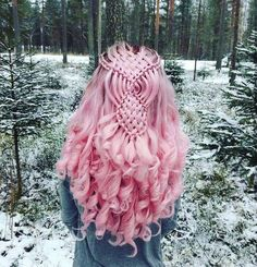 46 Beautiful Pink Hair Color Ideas To Makes You Looks Stunning Frisur 46 Schöne rosa Haarfarbe Ideen Hair Color Pink, Cool Hair Color, Hair Colours, Red Color, Pink Wig, Dyed Hair Pink, Colors, Long Pink Hair, Color Shampoo