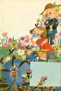 Disney Series 1950's Mary Blair