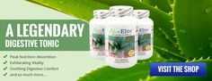 The Potency of Organically Grown Aloe Vera in a highly concentrated capsule form.