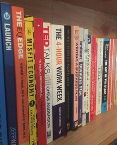 11 libros para jóvenes emprendedores.
