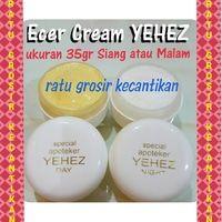 ECER CREAM YEHEZ 35gr ( siang atau malam) Diskon