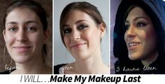 How To Make Your Makeup Last all day long