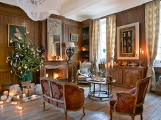 a French family christmas - Sharon Santoni