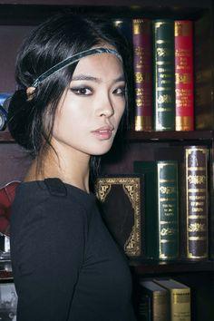 Headband winter collection 2014 #headband #fashionaccessories #green