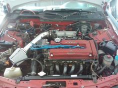 Ahhhh much better JDM TYPE-R SWAP Phearable ECU she rips all the way to 10,000 rpm all day