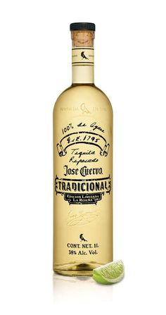 Beautiful bottle for Jose Cuervo Traditional Limited Edition Tequila Jose Cuervo, Mezcal Tequila, Tequila Bottles, Liquor Bottles, Vodka Bottle, Alcohol Mixers, Sipping Tequila, Distilled Beverage, Fine Wine And Spirits