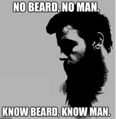 #NOBeardNOMan #BeardsOnShirts www.BeardsOnShirts.com