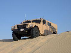 Renault Sherpa de Renault Trucks Defense. Vehiculo Blindado. Version Francesa del Hummer. 960x719 67,1 Kb