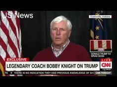 US News : Bobby Knight Doesn't Know What A Conservative Is