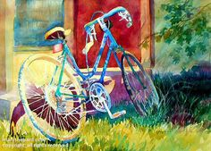 OLD BICYCLE FRIEND