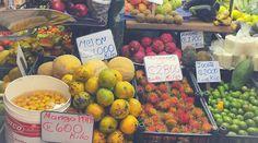 Exotic Fruit in Costa Rica