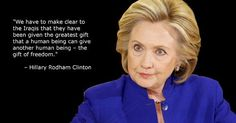 I think food, water, and shelter might have 'trumped' democracy if you had done your homework, Sec of State Clinton .... Michael Allen Martin @michaelallenmar