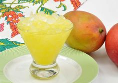 Imperial Sugar Recipe: Mango-Lime Blast Snow Cone Syrup