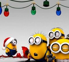 Merry Christmas Minions - Bing Images | CHRISTMAS YARD ART ...