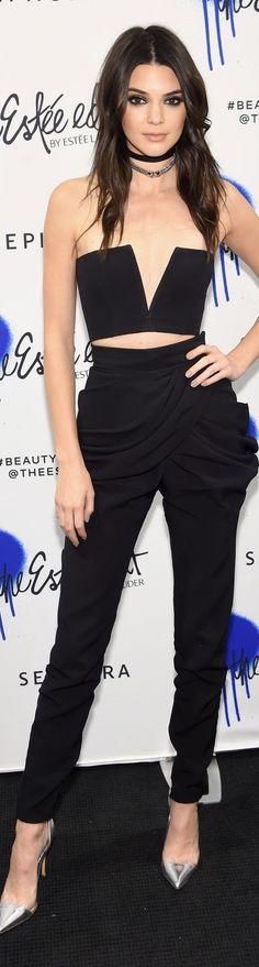 Kendall Jenner – Estée Edit by Estée Lauder Launch in New York City, NY 3/22/2016