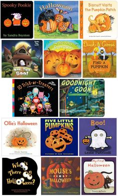100+ Halloween Books for Kids of all ages