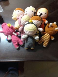 baby doll # happy crochet