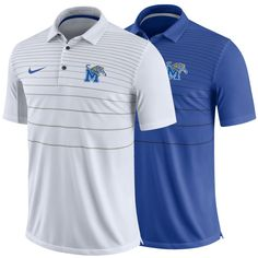 a47b52921fd1 Memphis Tigers 2017 Nike Sideline Early Season Polo