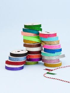 Glitter tape set