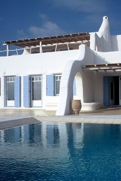 Paros House Overlooking The Aegean - Picture gallery