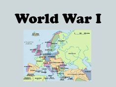 World war 1 map activity map activities activities and students gumiabroncs Choice Image