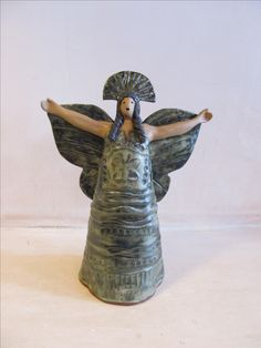 Ceramic Art, Enchanted, Art Work, Ceramics, Statue, Artwork, Ceramica, Work Of Art, Pottery