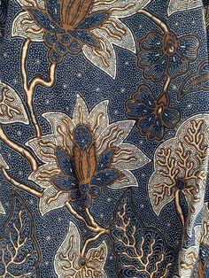 Batik Pattern, Pattern Art, Pattern Design, Tribal Patterns, Textile Patterns, Print Patterns, Batik Art, Batik Prints, Motif Floral