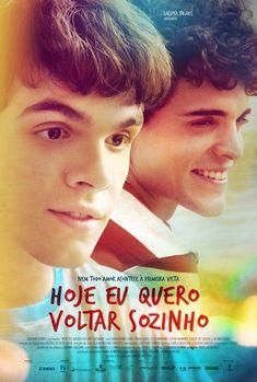 Ghilherme Lobo & Fabio Audi as Leonardo and Gabriel in The Way He Looks Gay, The Way He Looks, No Way, Gabriel, Love Story, Literature, Best Friends, Cinema, Relationship