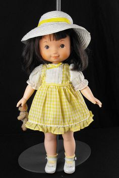 Vintage Fisher Price My Friend Jenny Doll 1982