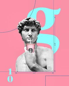 Keep it simple . . #poster #posterdesign #design #graphicdesigner #michelangelo #david #sculpture #typography #typographydesign #rgb #art… #PhotographyRetouchingSimple