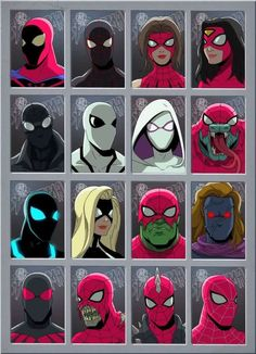 Spider-Verse... Animated Series style!