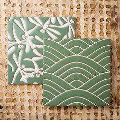 Fireclay Tile : Handmade Recycled Tiles